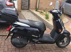 Kymco Like 50cc Moped 2013