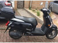 Kymco Like 50cc Moped 2013