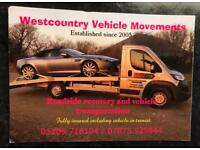 Westcountry Vehicle Movements