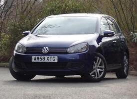 Volkswagen Golf 2.0 TDI CR SE 5dr