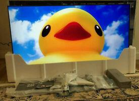 Brand new 49in Samsung 4K HDR 1000 (10 bit) UHD Smart LED TV Wi-Fi Freeview HD & FreeSat HD