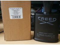 ***!!!FREE DELIVERY!!!*** NEW CREED GREEN IRISH TWEED TESTER: MEN'S, 120ML, EDP