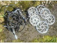 Disc brake job lot