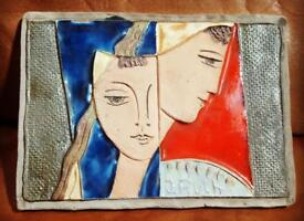 Ruth Faktor ceramic tile
