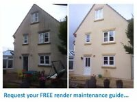 Render (K Rend) Wall Algae Removal and Roof Cleaning / Moss Removal
