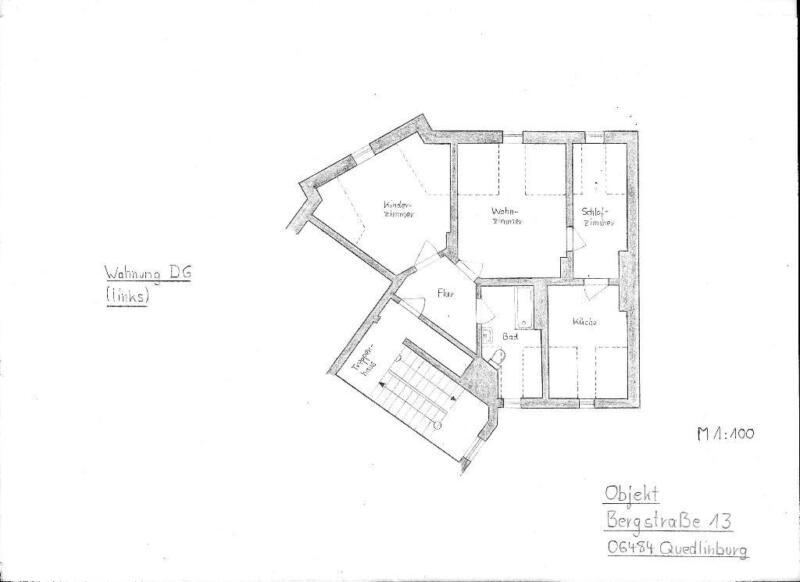 helle 2 5 zimmer dg wohnung in sachsen anhalt quedlinburg ebay kleinanzeigen. Black Bedroom Furniture Sets. Home Design Ideas
