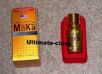 Usa Natural - USA Gold Maka Strong Male Enhancement Pills Long Hard Erection All Natural