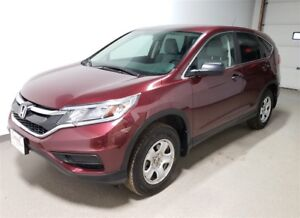2016 Honda CR-V LX | Certified | AWD | Htd Seats | Camera | Loca