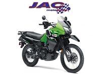 2014 Kawasaki KLR650 32,59$*/sem Defiez nos prix
