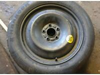 "16"" Ford spare wheel focus mondeo kuga connect galaxy"