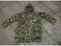 MK2 Tantalus Windproof SF/Commando Smock - British Army Issue - Size Large Long