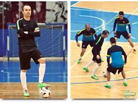 Looking for futsal players and goalie