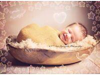 Free Newborn Portrait Photo Session
