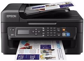 Epson Colour BRAND NEW SEALED Multifunction Printer Scan copy print & fax WiFi