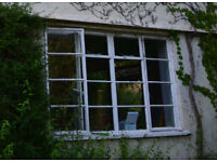ANTIQUE WINDOWS - ART DECO CRITTALL WINDOWS (17 available)