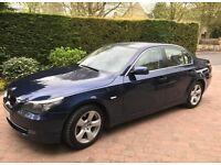 2008 BMW 5 SERIES 530 Se Diesel Saloon Low Mileage,Mot 12 Months