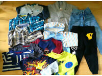 2-3 years Boys bundle of clothes incl Pokémon Trs