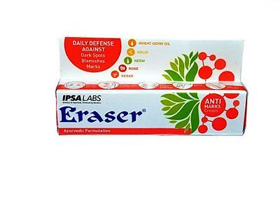 (Eraser ayurvedic stretch mark skin cream removes any anti marks 15 gm pack of 4 )