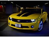 2010 Chevy Camaro Bumblebee low miles. High spec