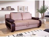 3 seater sofabed BLACK AND GREY WHITE AND GREY 2 SEATER SOFA bed AVAILABLE IN STOCK