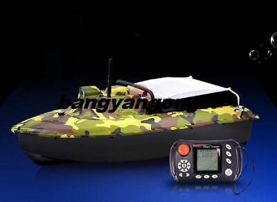 JABO-2AG 20A GPS Wireless Remote Control Bait Boat Fishing Tackle Fish Finder