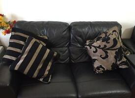 Curtain +cushion
