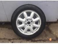 Mini one Alloy wheel
