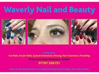 Waverly nails & beauty