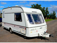 Swift Challenger, 2 berth 1993 (with full size awning)