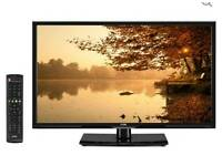 "Logik 24"" HD ready LED TV with built in Freeview"