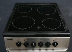 Electric Cooker Beko+ Warranty - 50cm Ceramic