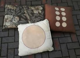 Selection of pillows for sale