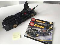 Lego 7784 UCS Edition Batman The Batmobile rare model