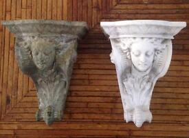 Corbel pair not identical