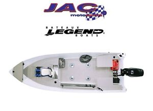 2015 legend boats 16 ProSport TL **29.07$*/semaine