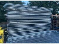 Used Heras Fencing Panels | Temporary Site Security