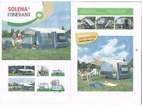 RACLET SOLENA trailer tent