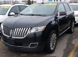 2014 Lincoln MKX AWD, Navi, Back Up Cam, $112/Wk!