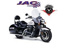 2014 Kawasaki Vulcan 1700 Nomad ABS SE 39,54$*/sem **1 Dernier e