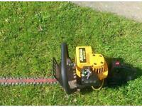 Partner hg 55 12 petrol hedge trimmer