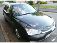 FORD MONDEO 2.0 1.9 PETROL AUTOMATIC BLACK REAL RELIABLE CAR ,NO FAULTS NO PROBLEMS MOT TILL 04/18