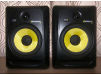 KRK RP8 G3 Rokit G3 Powered 2-Way Active Studio Monitors / Speakers.