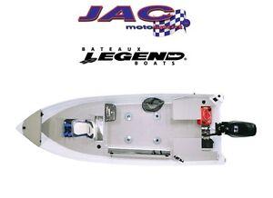 2015 legend boats 16 ProSport TL **29.07$*/semaine