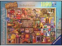 The Craft Cupboard 1000 Piece Ravensburger Jigsaw Puzzle