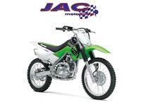2015 Kawasaki KLX140L 23,91$*/sem **Defiez nos prix