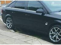 Vauxhall vectra,astra vxr alloy wheels