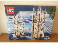London Bridge lego