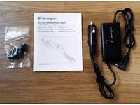 Kensington Car Laptop Adapter with USB, like new