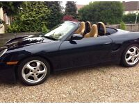 Porsche Boxster 2.5 Tiptronic S, MOT, used daily OFFERS or swap