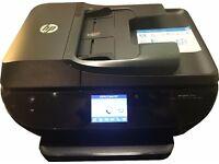 Colour All-in-One Wireless InkJet Printer HP Envy 7640 - P/N: E4W47A
